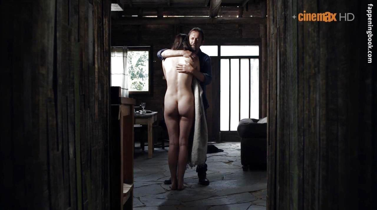 Naked Jay Anstey In Sleepers Wake