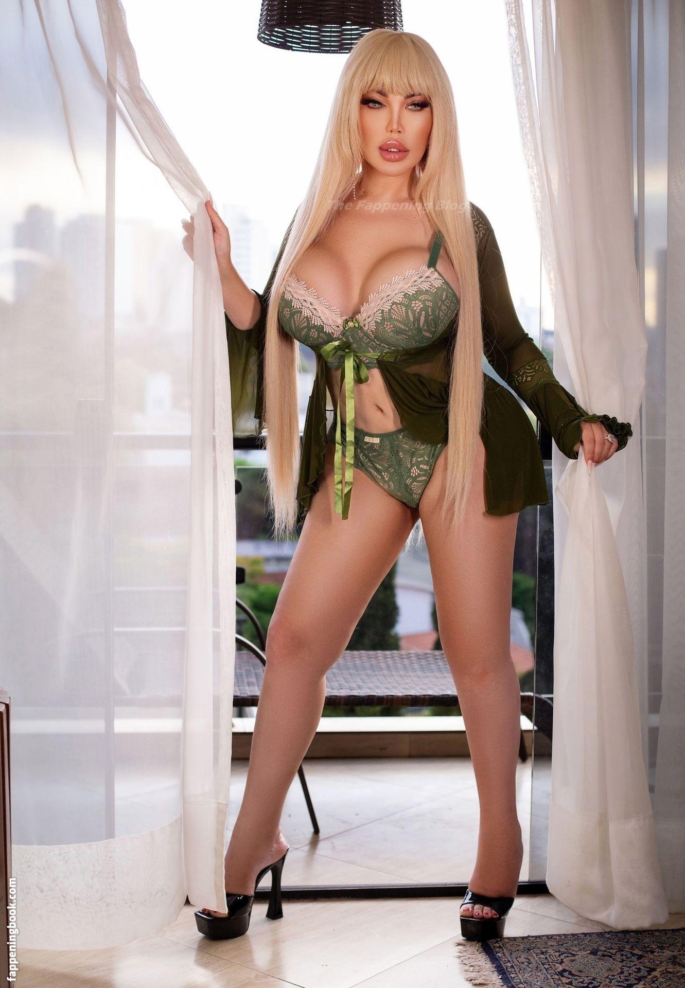 Jessica Alves Nude