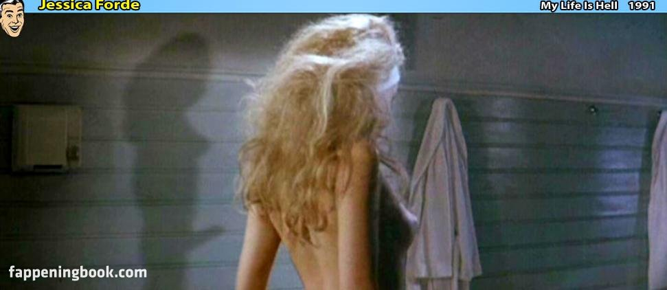 Jessica Forde  nackt