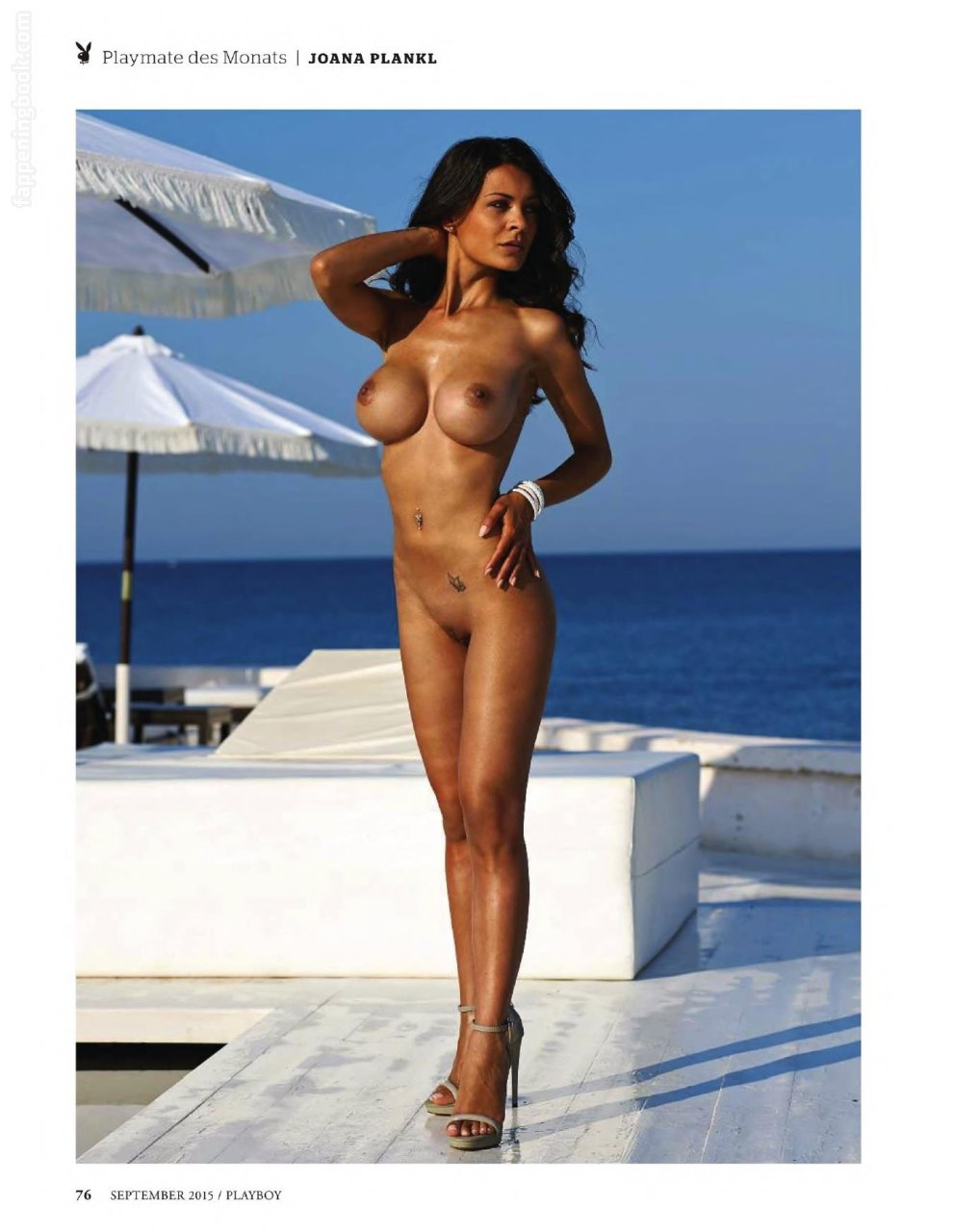 Joana plankl playboy nackt