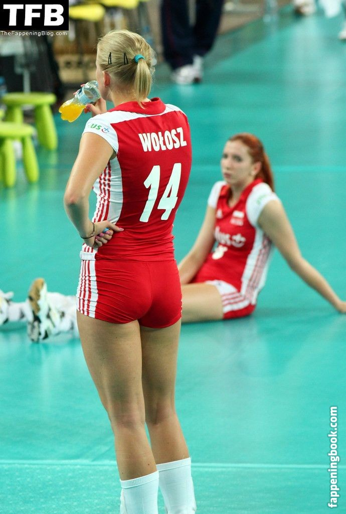 Joanna Wołosz Nude