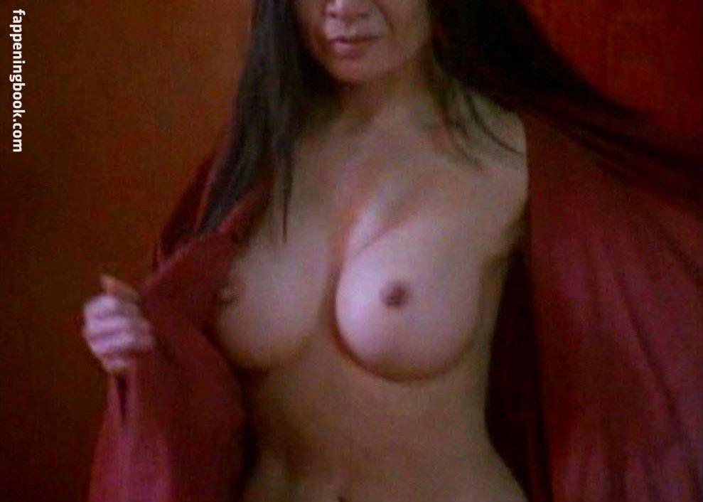 Joy Figueroa  nackt