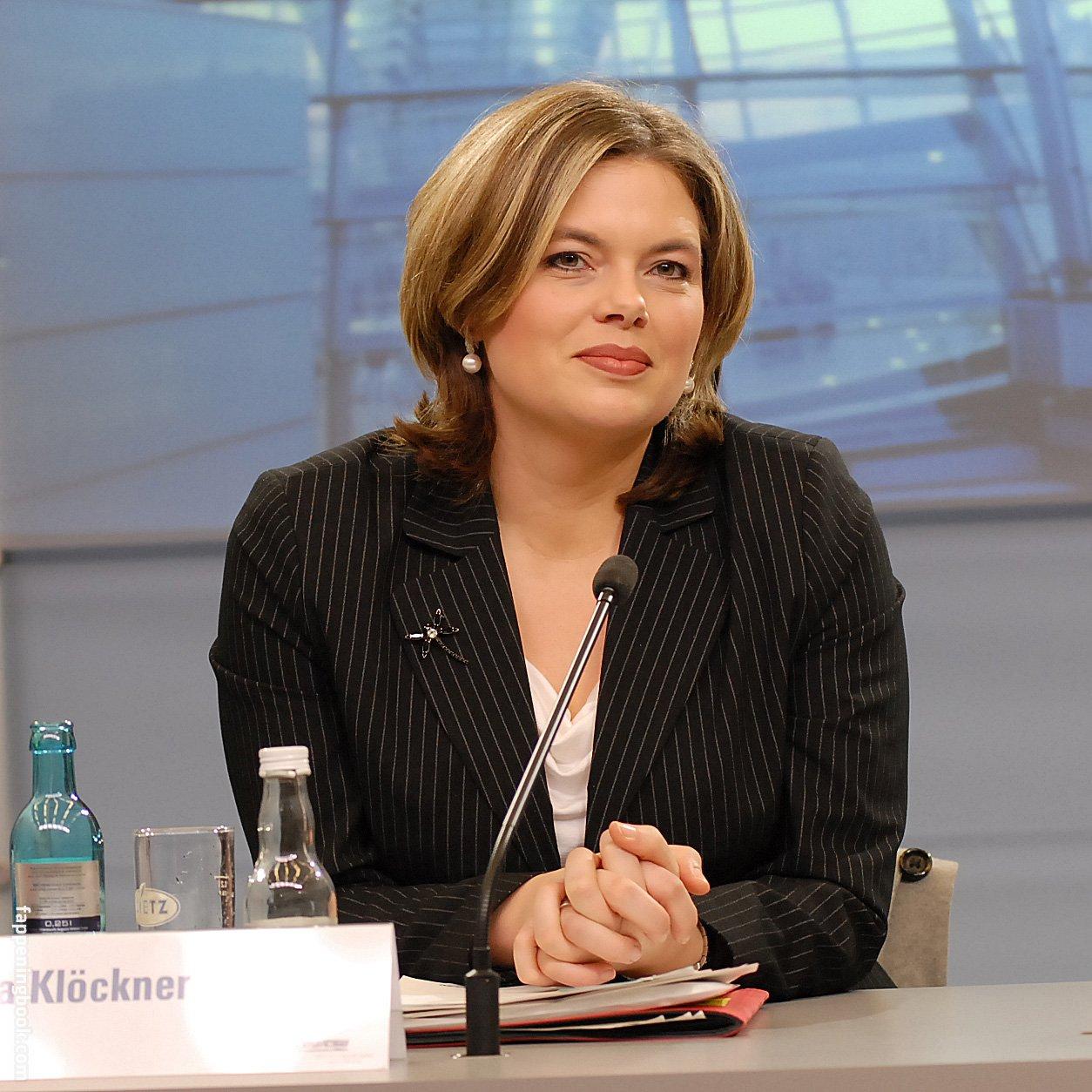 Klöckner naked julia Sexy Julia