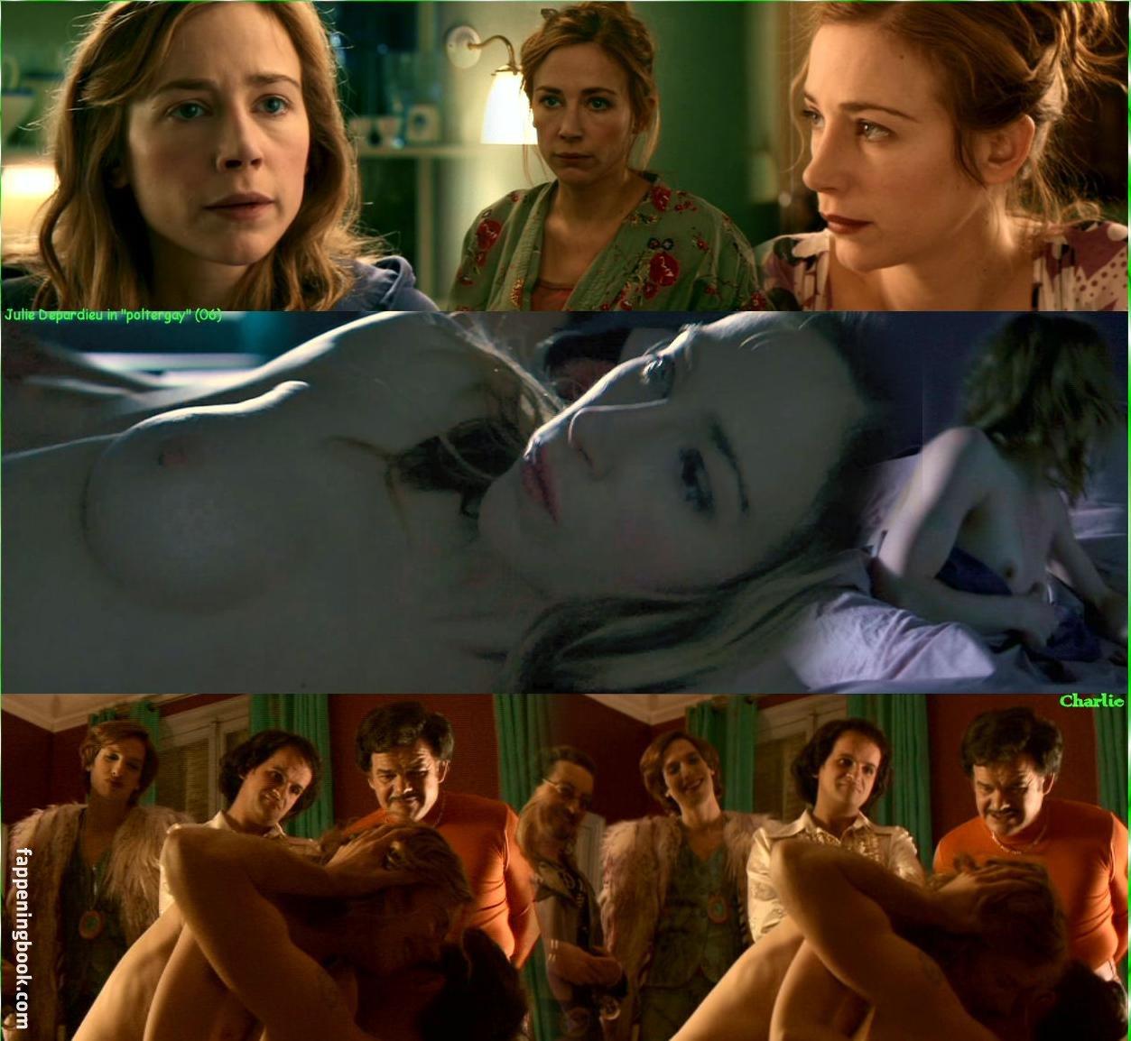 Manon Froidefond  nackt
