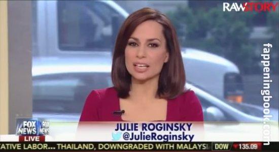 Nackt Julie Roginsky  julie_roginsky —