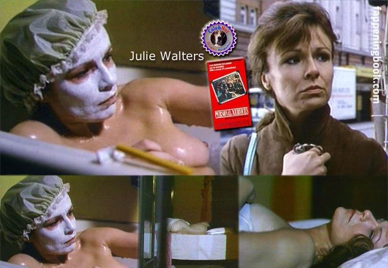 Julie Walters  nackt
