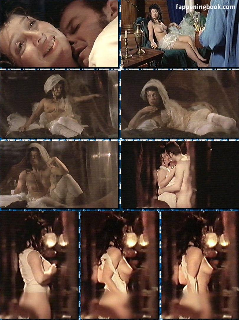 Bruna Lombardi  nackt
