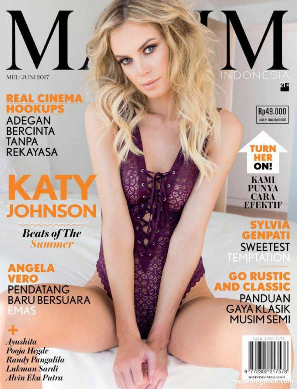 Nackt  Katy Johnson Katarina Witt