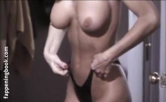 Christine Schorn  nackt