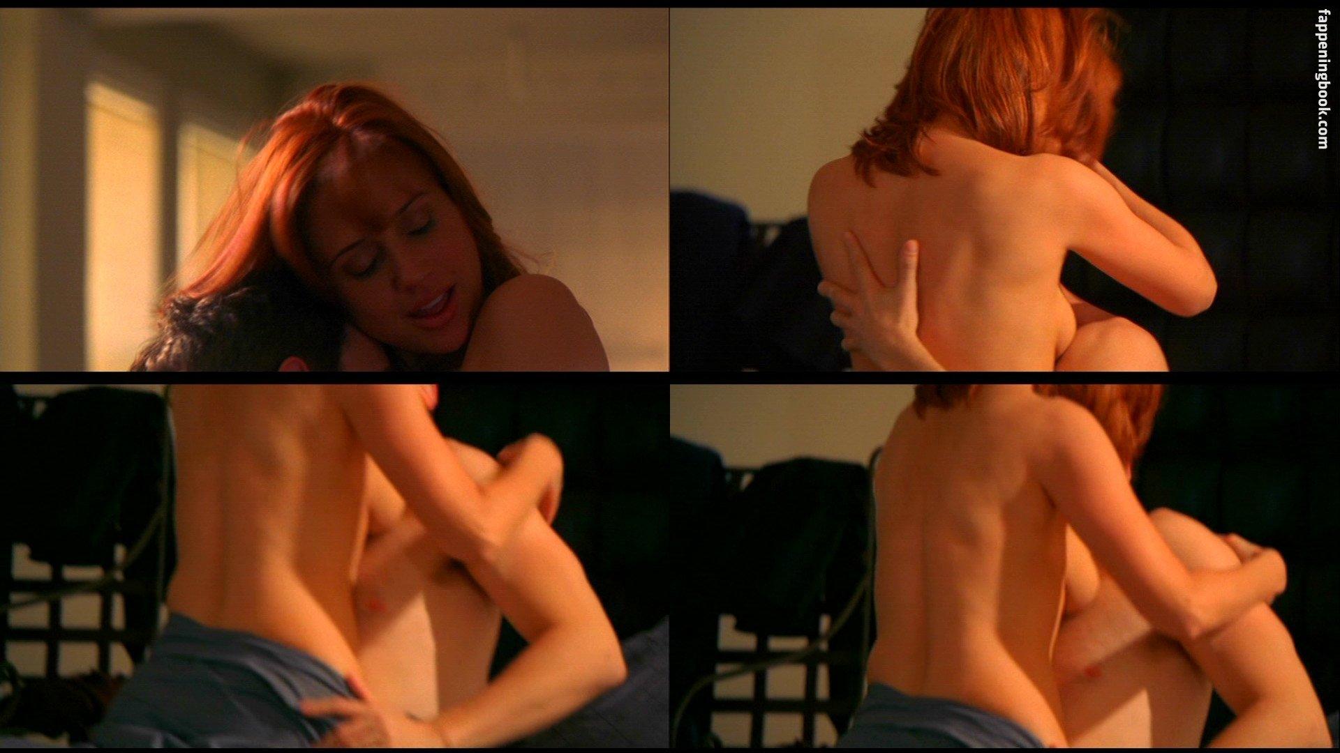 Christa Miller Nude, Naked