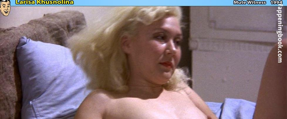 Larisa Khusnolina Nude
