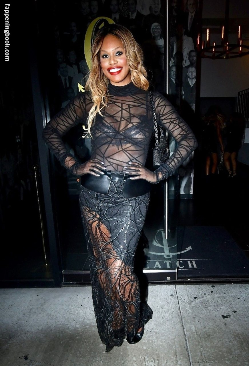 Laverne Cox Nude And Sexy HOT Collection 76 Photos   #The