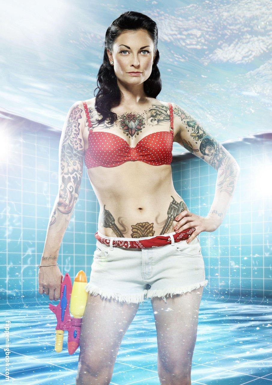Kristina Derichs  nackt