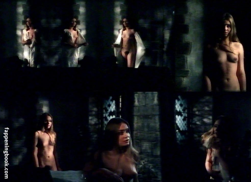 Nude linda hayden Actresses That