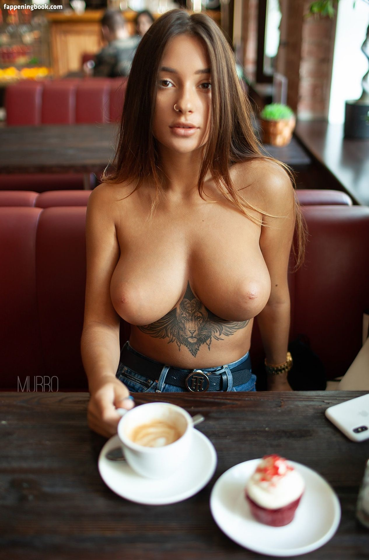 Liya Silver Nude