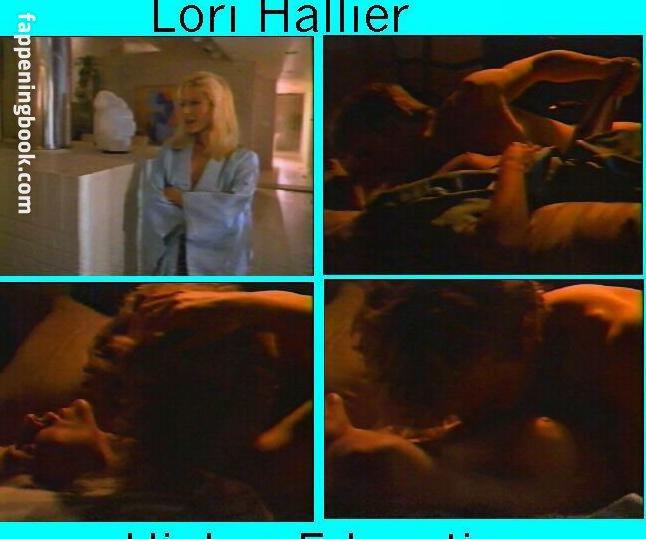 Lori Hallier Nude