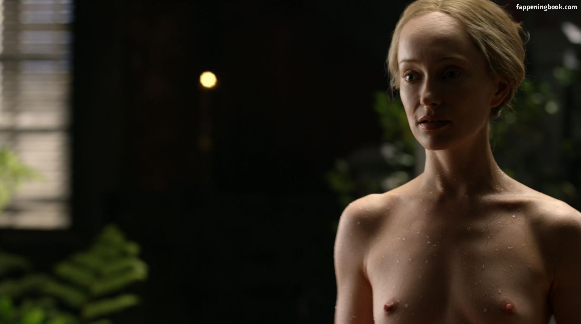 Florence Laigle  nackt