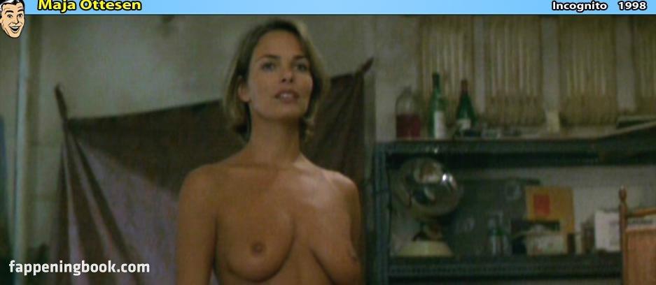 Ottesen  nackt Maja Celebs naked,