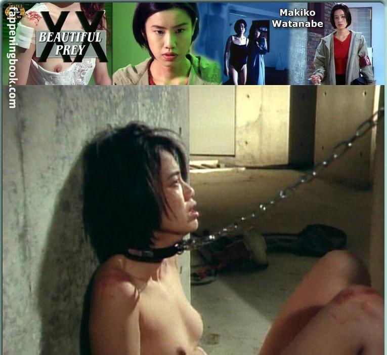 Watanabe nackt Makiko  Makiko Watanabe: