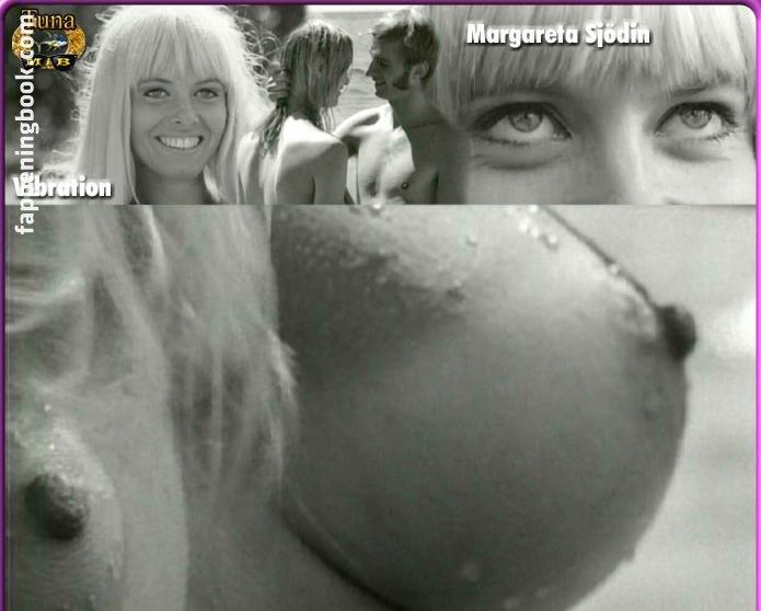 Sjödin  nackt Margareta Margareta Sjödin