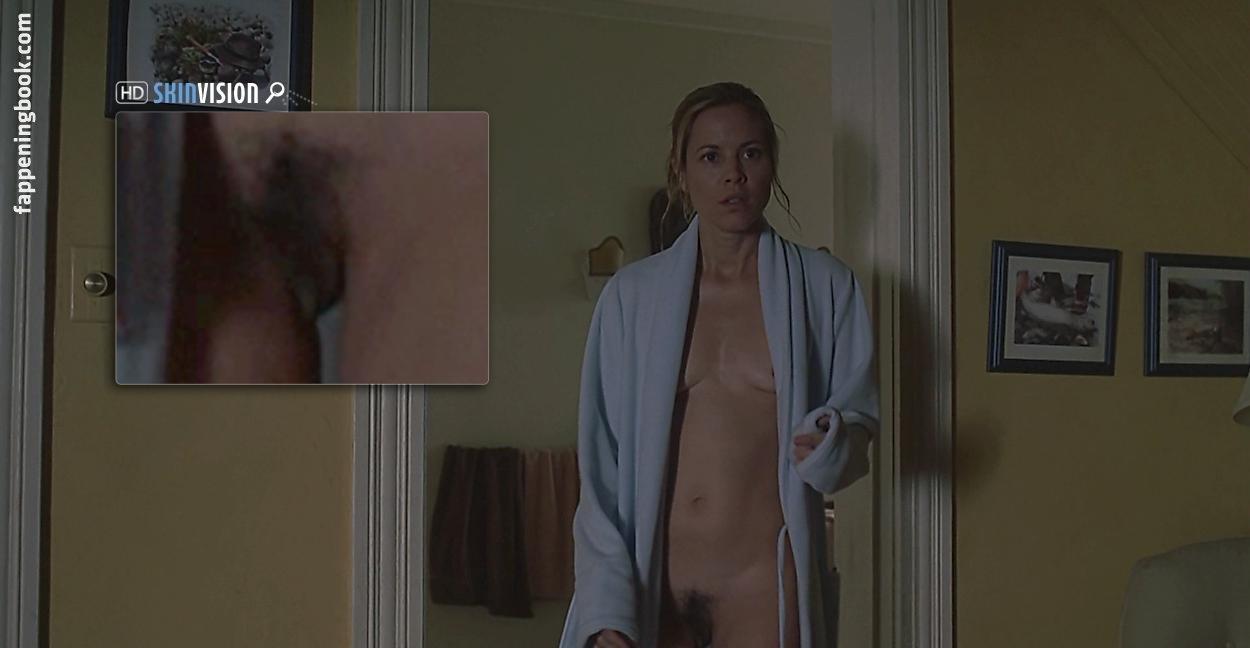 Nude maria bello Maria Bello