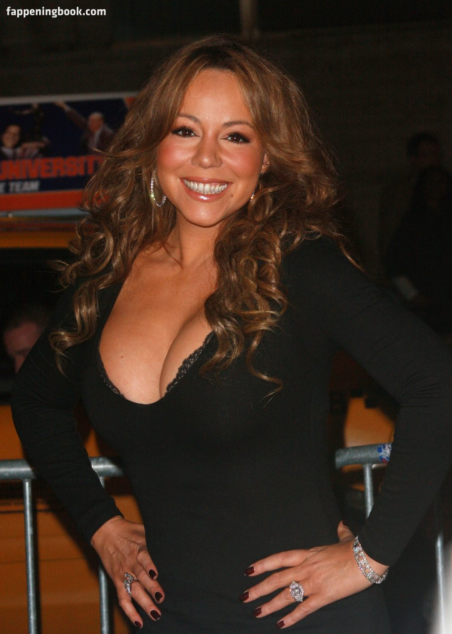 Mariah Carey Cleavage - The Fappening Leaked Photos 2015-2021
