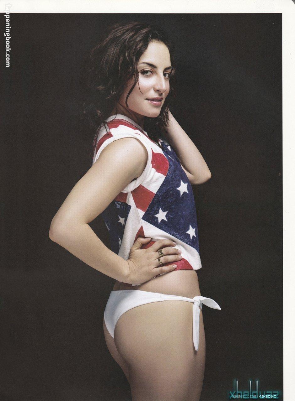 Marimar Vega  nackt