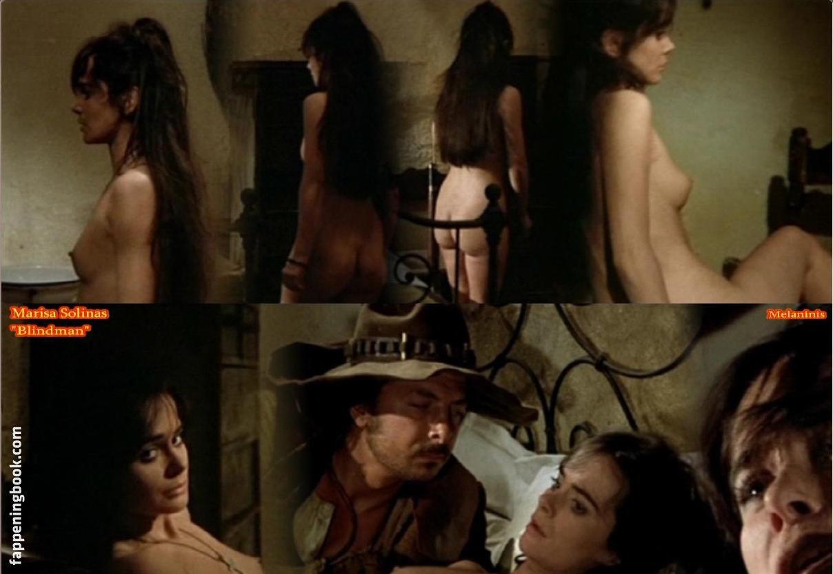 Marisa Solinas Nude