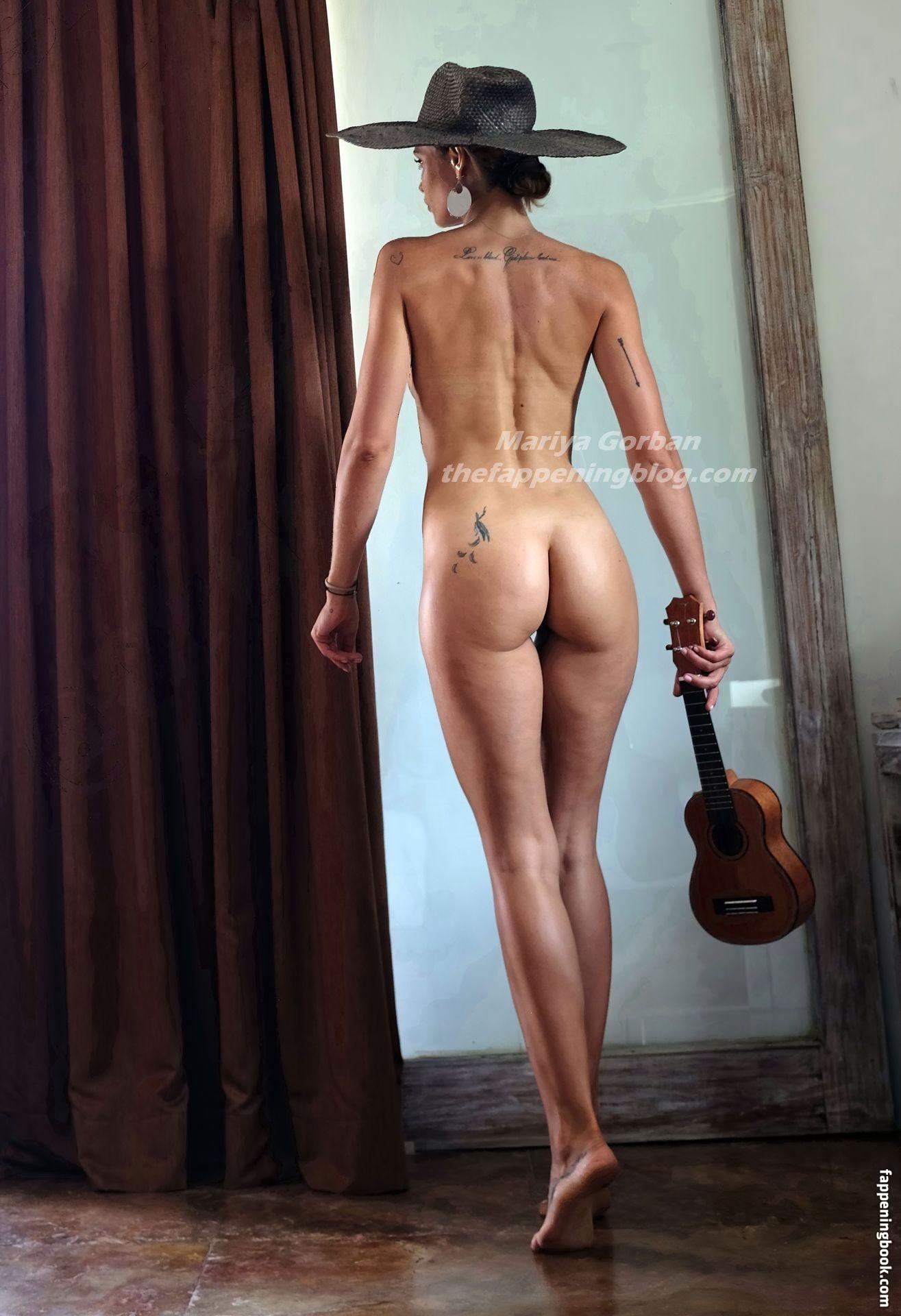 Mariya Gorban Nude