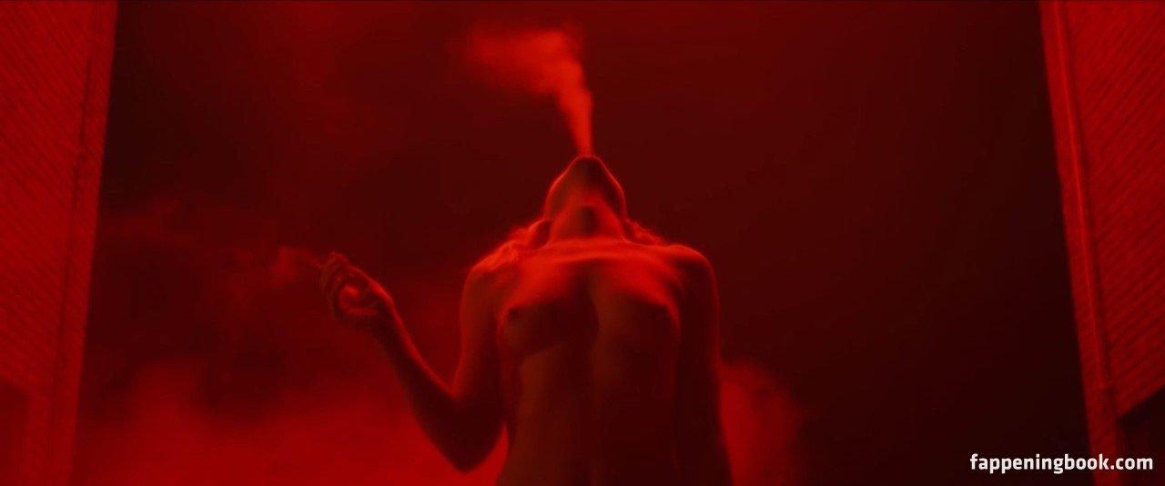Marte Germaine Christensen Nude