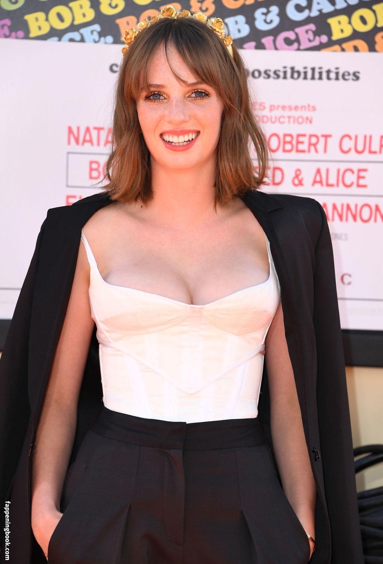 Maya Hawke Nude, Sexy, The Fappening, Uncensored - Photo