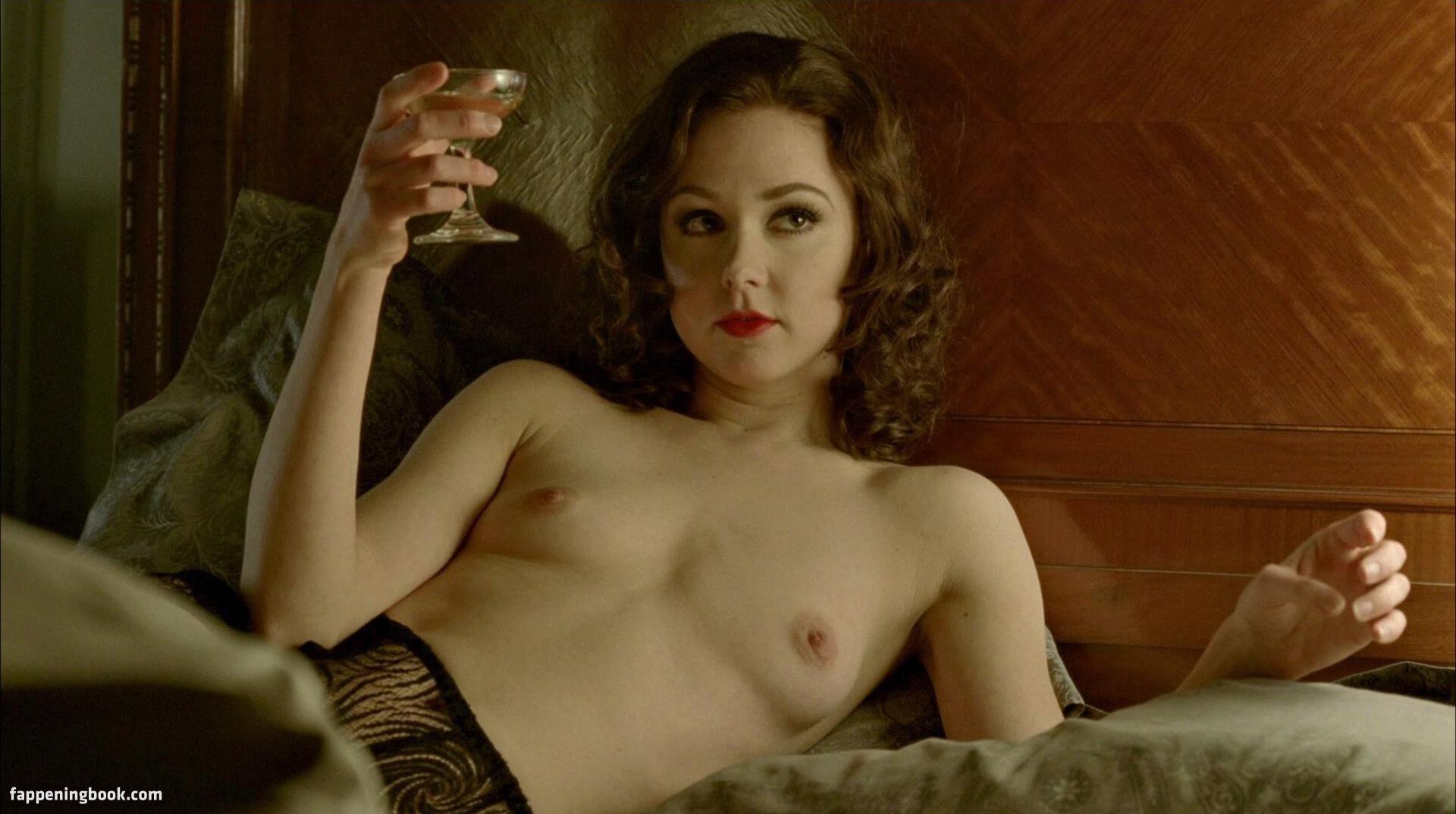 Meg Chambers Steedle Naked