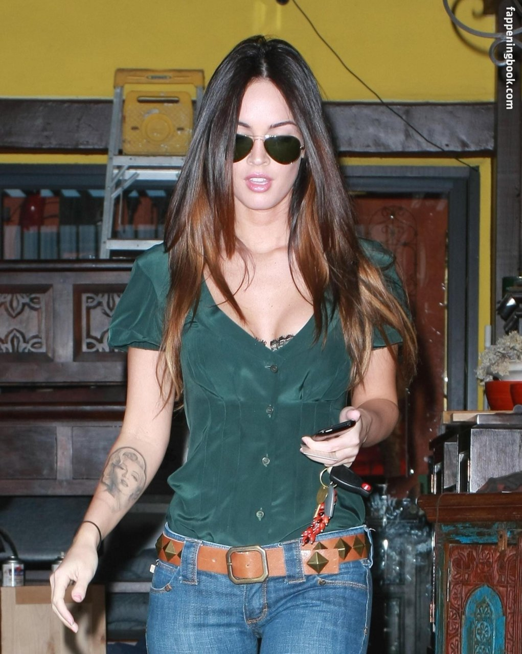 Megan Fox Nude, Sexy, The Fappening, Uncensored - Photo