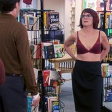 Megan Mullally  nackt