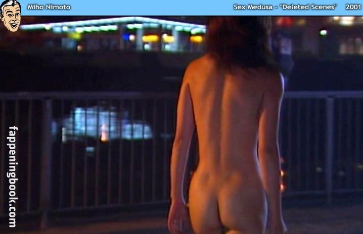 Miho Nomoto Nude