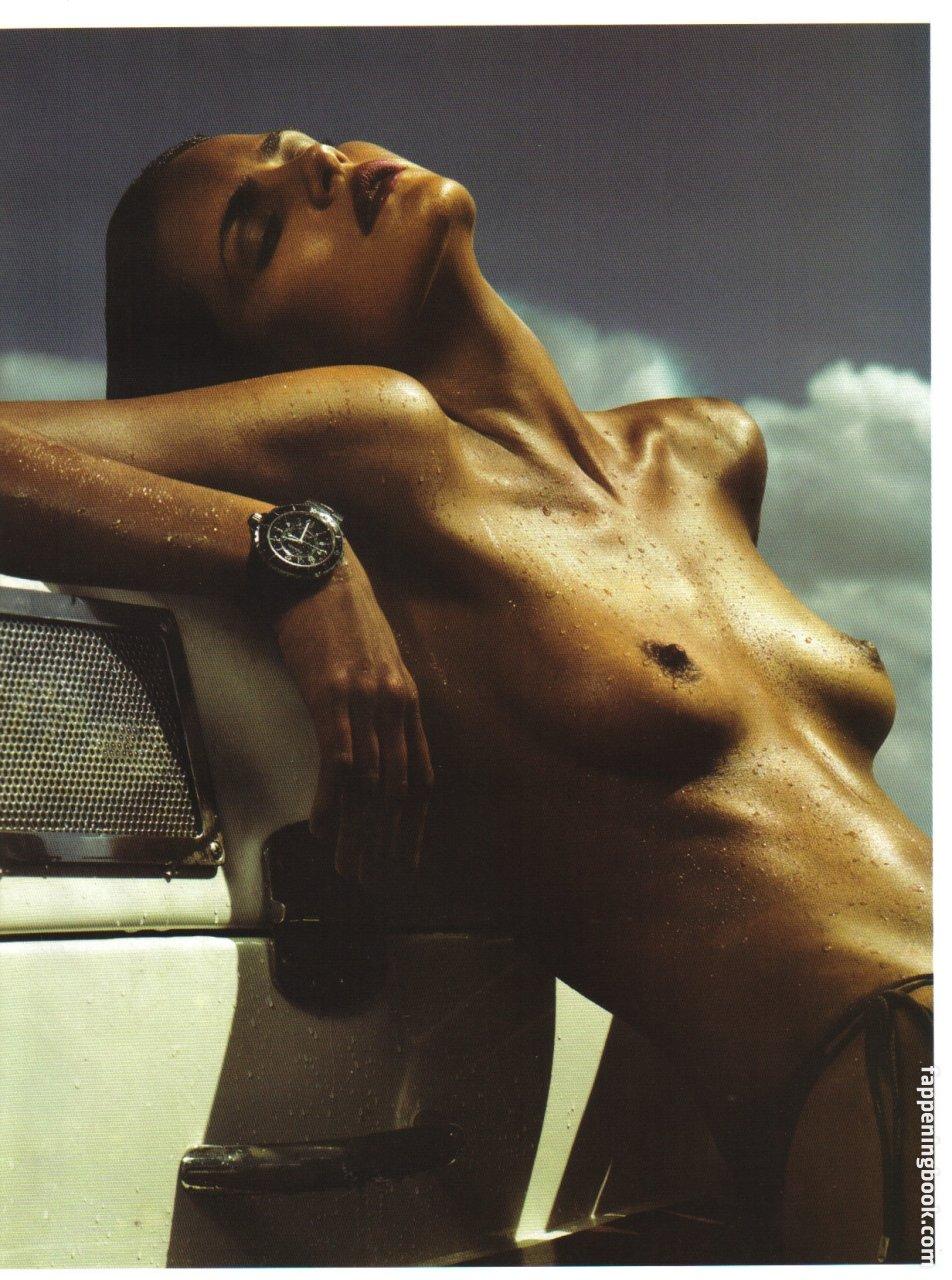 Missy Rayder Nude