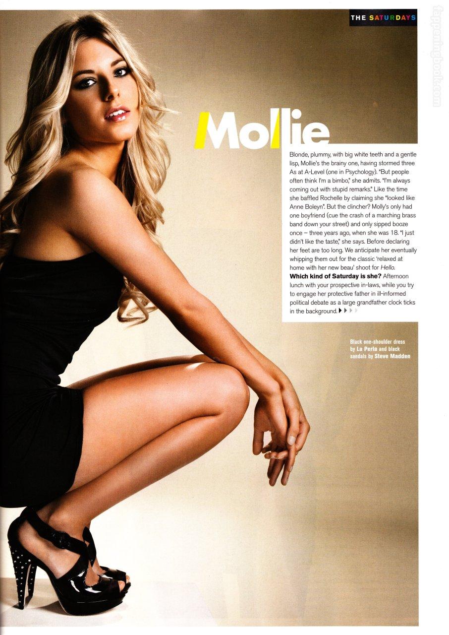 Mollie King Nude