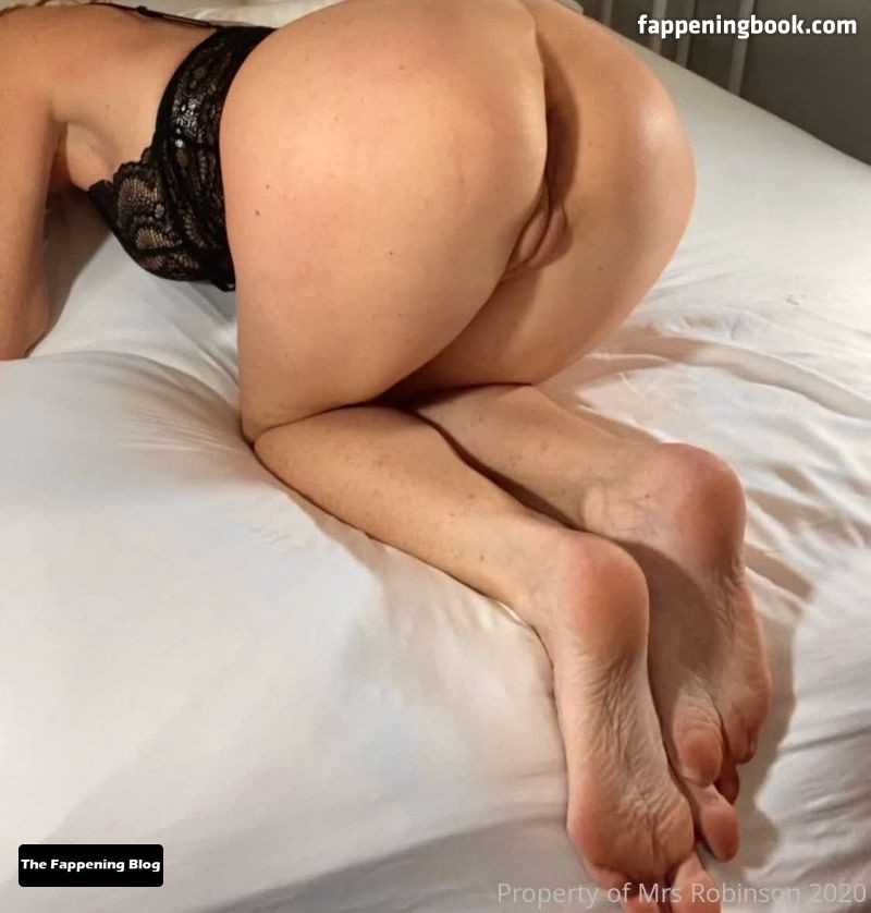 Mrs. Robinson Nude