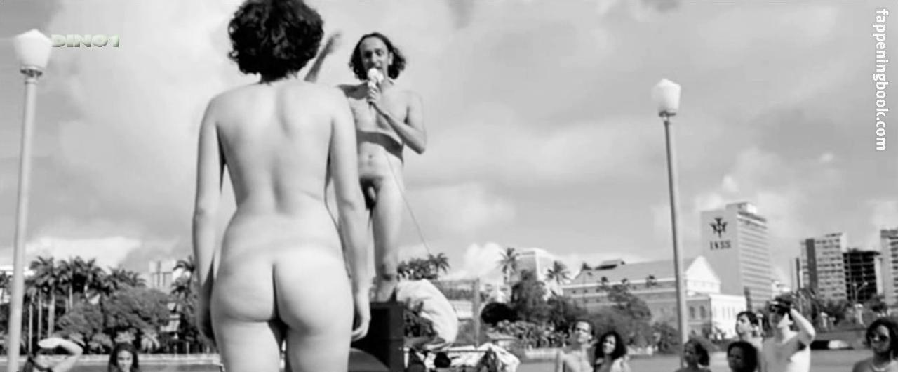 Naked Nanda Costa In Playboy Magazine Brasil Ancensored