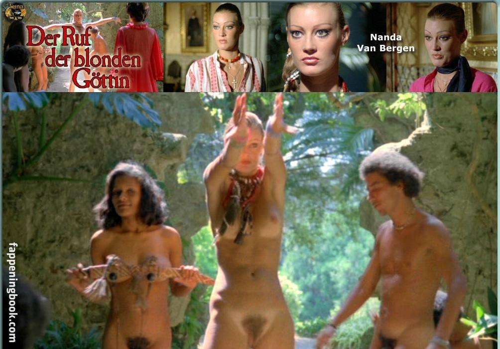 Van bergen nackt ingrid 62 Ingrid