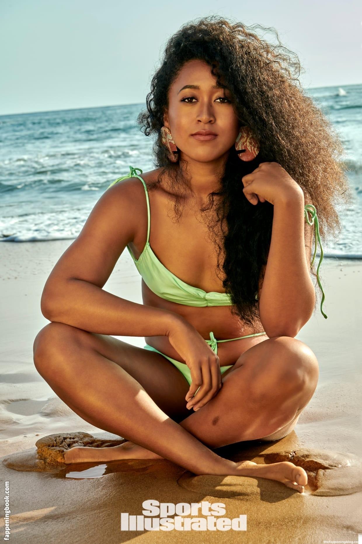 Naomi Osaka Nude