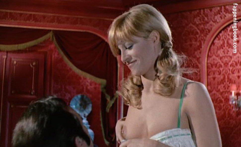 Nackt  Nathalie Delon Sybil Danning