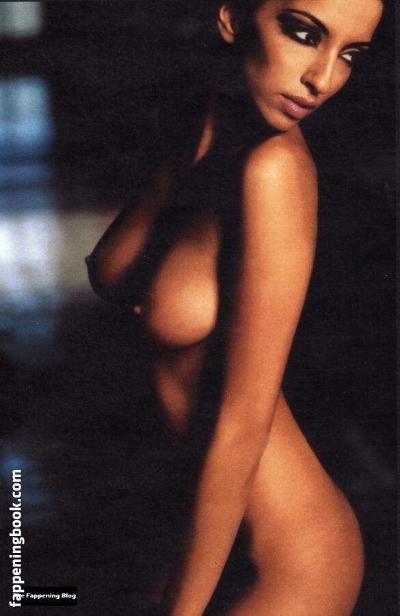 Nicole da Silva (Singer) Nude