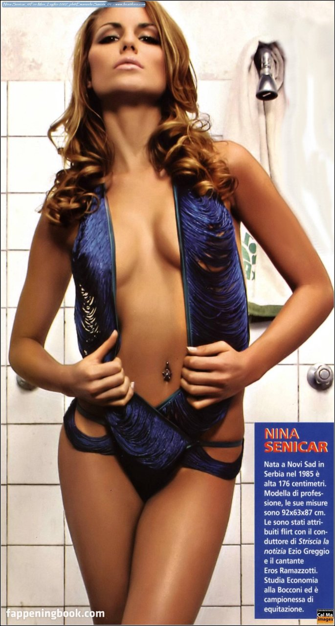 Nina Senicar Nude