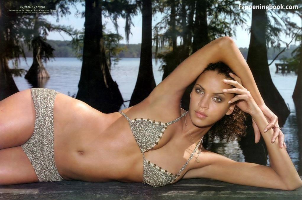 Noémie Lenoir Nude