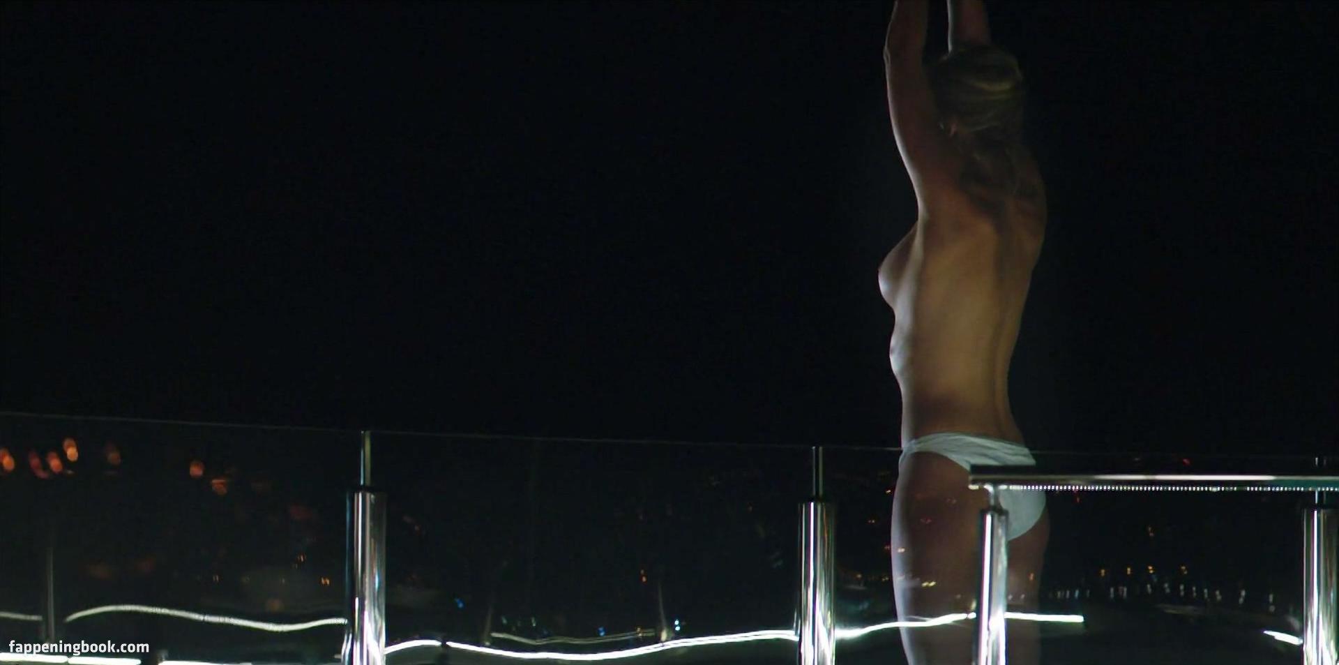 Nora arnezeder breasts scene in riviera