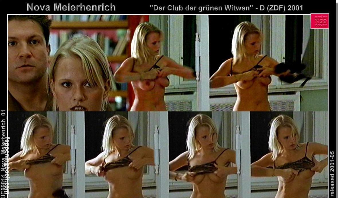 Meier nackt Eva  Featured Trainer: