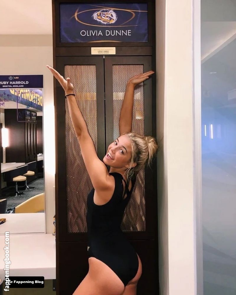 Olivia Dunne Nude