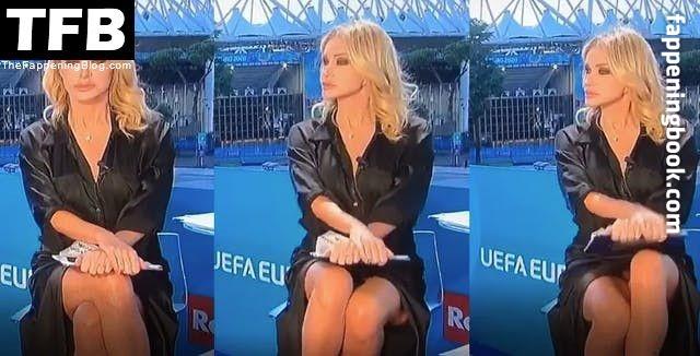 Paola Ferrari Nude