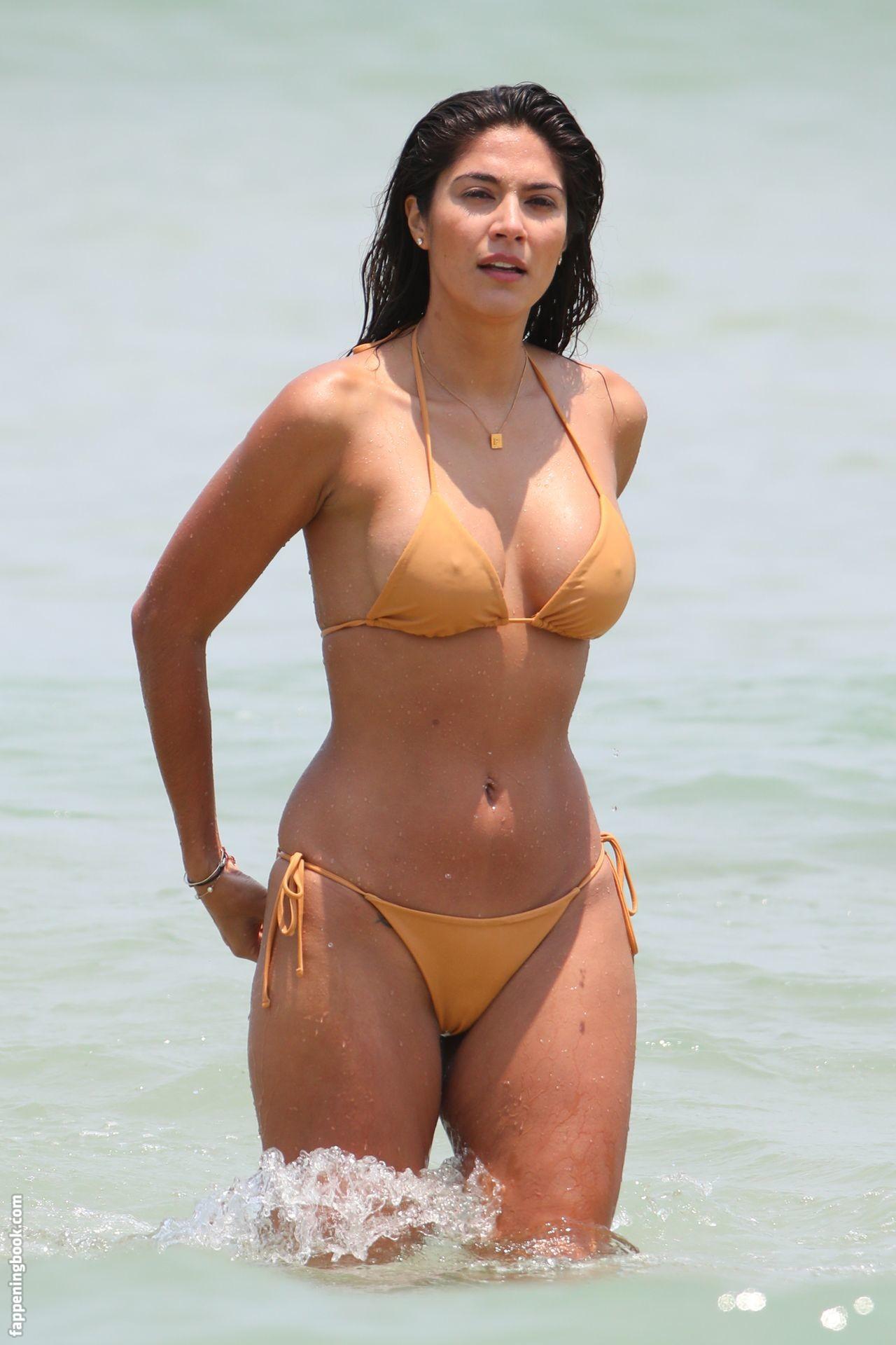 DEMI ROSE MAWBY in Bikini at a Photoshoot in Junle in bali